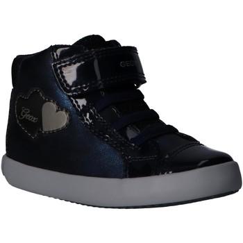 Chaussures Fille Baskets mode Geox B041MA 0PVHH B GISLI Azul