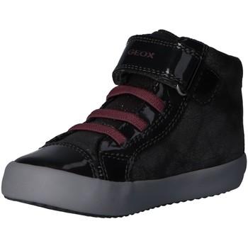 Chaussures Fille Baskets mode Geox B041MA 0PVHH B GISLI Gris
