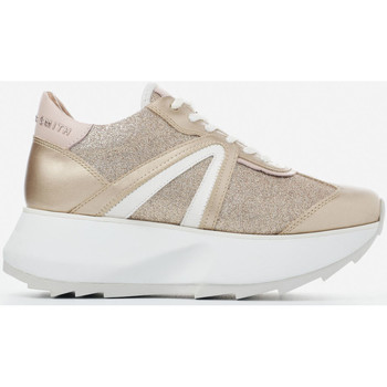 Chaussures Femme Baskets basses Alexander Smith CHELSEA oro