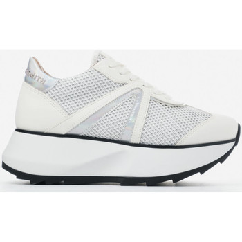Chaussures Femme Baskets basses Alexander Smith CHELSEA bianco
