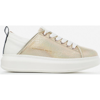 Chaussures Femme Baskets basses Alexander Smith WEMBLEY oro