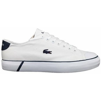 Chaussures Homme Baskets basses Lacoste Gripshot 120 2 Cma Blanc