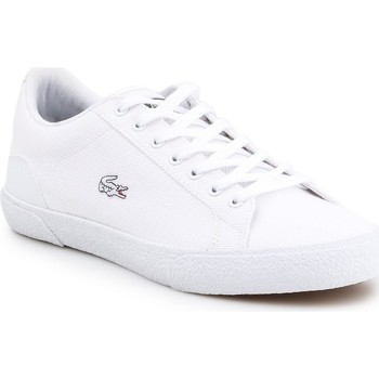 Chaussures Homme Baskets basses Lacoste Lerond Blanc