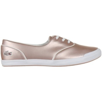 Chaussures Femme Baskets basses Lacoste Lancelle 3 Eye 117 1 Caw Blanc,Rose