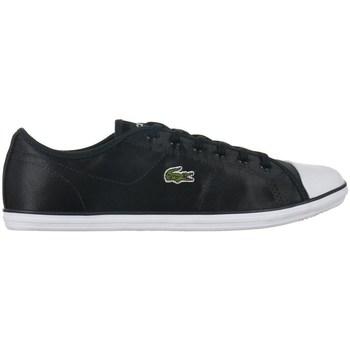 Chaussures Femme Baskets basses Lacoste Ziane Sneaker 118 2 Caw Blanc,Noir