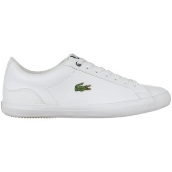 Chaussures Homme Baskets basses Lacoste Lerond 418 3 JD Cma Blanc