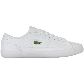Chaussures Homme Baskets basses Lacoste Sideline 219 2 JD Cma Blanc