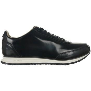 Chaussures Femme Baskets basses Lacoste Helaine Runner 3 Srw Blanc, Noir