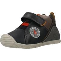 Chaussures Garçon Baskets montantes Biomecanics 201123 Bleu