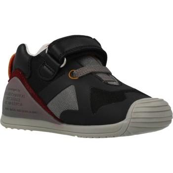 Chaussures Garçon Baskets basses Biomecanics 201133 Noir