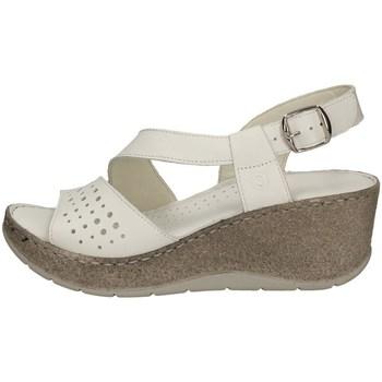 Chaussures Femme Sandales et Nu-pieds Sintonie AS5001 BLANC