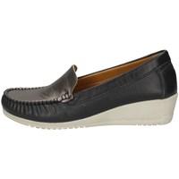 Chaussures Femme Mocassins Sintonie AS2009 BLEU