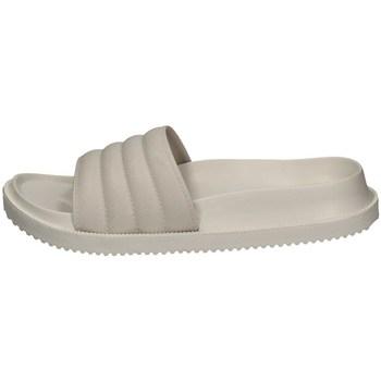 Chaussures Femme Claquettes De Fonseca ELBA W503 BLANC
