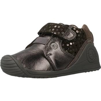 Chaussures Fille Baskets montantes Biomecanics 201112 Gris