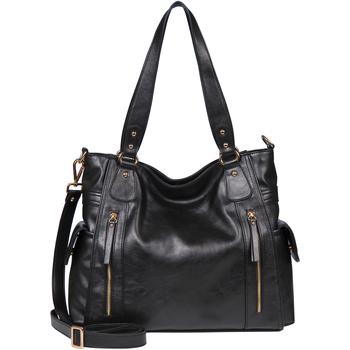 Sacs Femme Sacs porté épaule Silvio Tossi - Swiss Label Sac à main 13163-01 noir