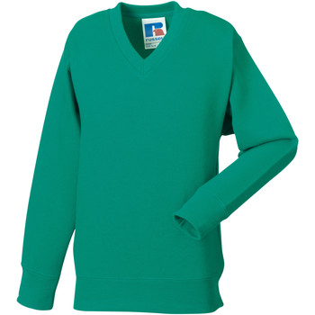 Vêtements Enfant Sweats Jerzees Schoolgear 272B Emeraude