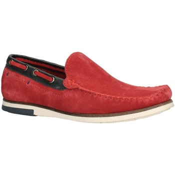 Chaussures Homme Mocassins Wrangler WM01140A Rouge