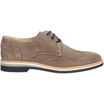 Chaussures Homme Richelieu Valleverde 13845 lacé Homme TAUPE TAUPE