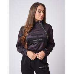 Vêtements Femme Sweats Project X Paris Sweat-Shirt Noir