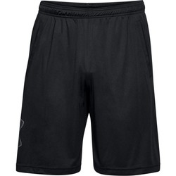Vêtements Homme Pantacourts Under Armour Tech Graphic Short Noir