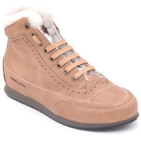 Chaussures Femme Baskets mode Candice Cooper milena Marron