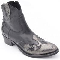 Chaussures Femme Boots Semerdjian er322 Noir