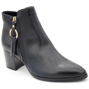 Chaussures Femme Bottines Regarde Le Ciel taylor-01 Noir
