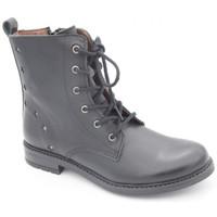Chaussures Fille Boots Bellamy nat1 Noir