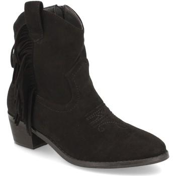 Chaussures Femme Bottines Prisska TY1038 Negro