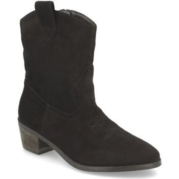 Chaussures Femme Bottines Prisska TY1060 Negro