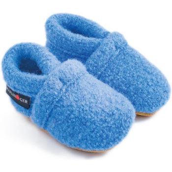 Chaussures Enfant Chaussons bébés Haflinger 65100556 Blu