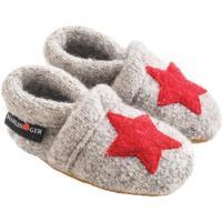 Chaussures Enfant Chaussons bébés Haflinger 65306384 Grigio