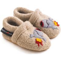 Chaussures Enfant Chaussons bébés Haflinger 65306449 Beige