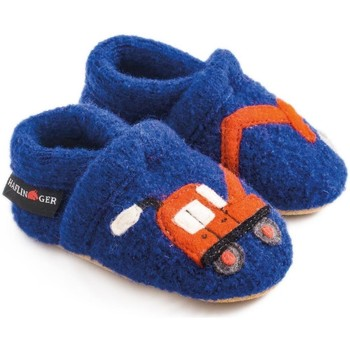Chaussures Enfant Chaussons Haflinger 65306575 Blu