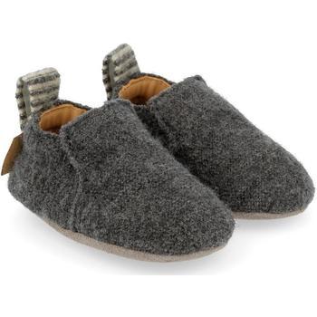 Chaussures Enfant Chaussons bébés Haflinger 65100604 Grigio