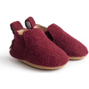 Chaussures Enfant Chaussons bébés Haflinger 65100633 Rosso