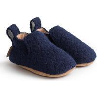 Chaussures Enfant Chaussons bébés Haflinger 65100670 Blu