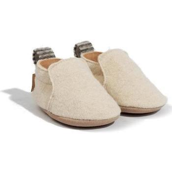 Chaussures Enfant Chaussons bébés Haflinger 65100653 Beige
