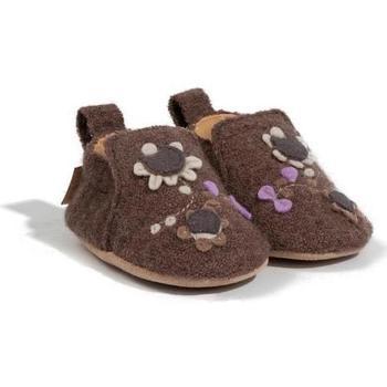 Chaussures Enfant Chaussons bébés Haflinger 65307963 Marrone