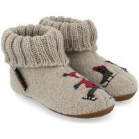 Chaussures Enfant Chaussons Haflinger 48313802 Grigio