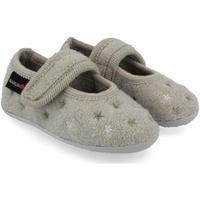 Chaussures Enfant Chaussons bébés Haflinger 48401802 Grigio