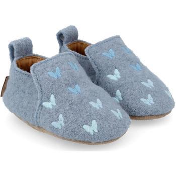 Chaussures Enfant Chaussons bébés Haflinger 65404678 Blu