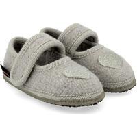 Chaussures Enfant Chaussons bébés Haflinger 67306602 Grigio