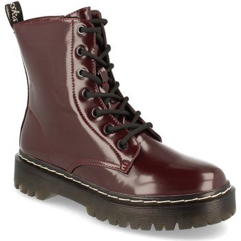 Chaussures Femme Boots Prisska HX-70 Burdeos