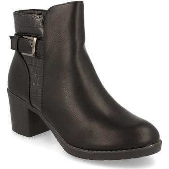 Chaussures Femme Bottines Prisska YC8350 Negro