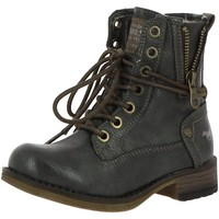Chaussures Fille Boots Mustang 5026-619j graphite