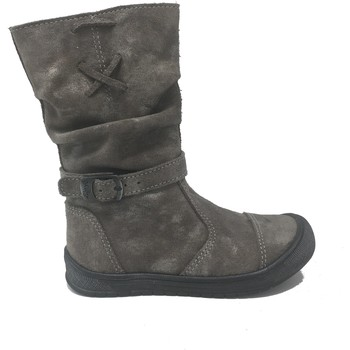 Chaussures Fille Bottines Bellamy CHAUSSURE  GEAN Taupe