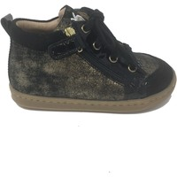 Chaussures Fille Bottines Shoo Pom CHAUSSURE SHOOPOM BOUBA BI ZIP Noir