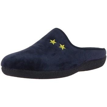 Chaussures Homme Mules Soir & Matin CHAMPION DU MONDE Bleu