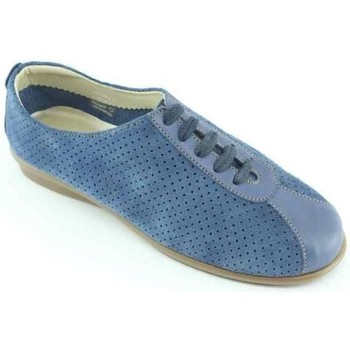 Chaussures Femme Baskets basses Aerobics Sweet Move Perf Confortable - Derby Bleu